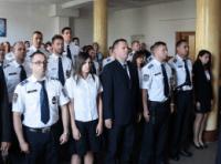 Rendőröket jutalmaztak