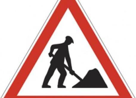 Közműfelújítás  a Svábhegyi úton