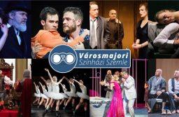 Elkezdődött a 2020-as Színházi Szemle a Városmajorban