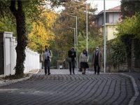 Átadták a 200. útszakaszként elkészült Gyógyfű utcát
